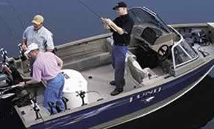 Rent 19' Lund Sport Angler Bass Boat In Saint Clair Shores, Michigan