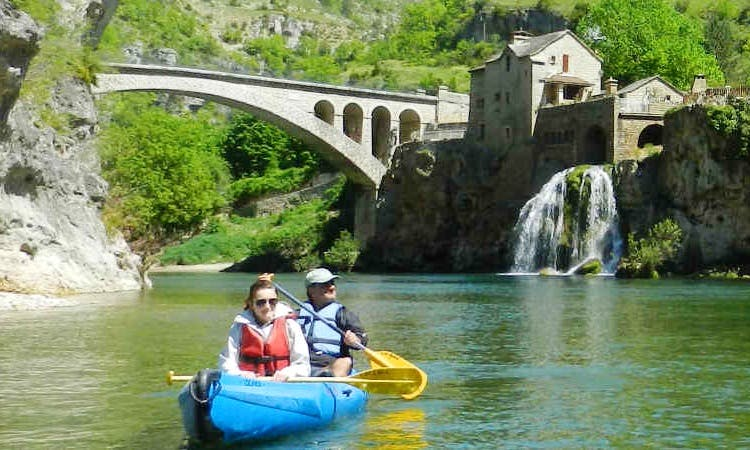 Canoe Trips & Rental in Mas-Saint-Chely, France