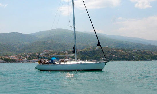 Dufour 45 Classic Monohull Charter In Thessaloniki