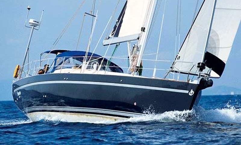 Ocean Star 511 Sailing Monohull Charter in Thessaloniki