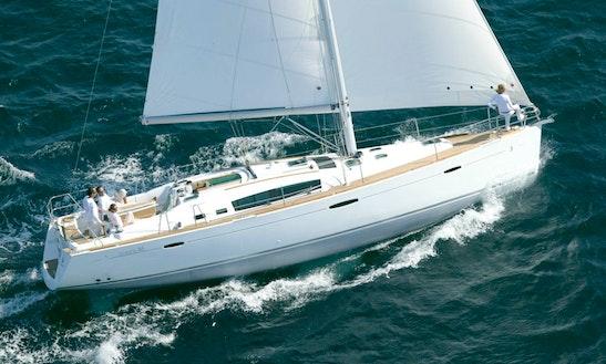 Oceanis 46 Sailing Monohull Charter In Thessaloniki