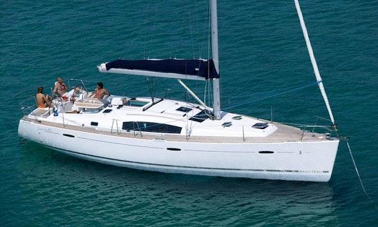 Oceanis 43 Sailing Monohull Charter In Thessaloniki