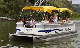 "River Cruise ""Sundance"" in Port Edward, South Africa"