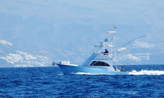 31' Sport Fisherman Fishing Trips In Mogan, Spain
