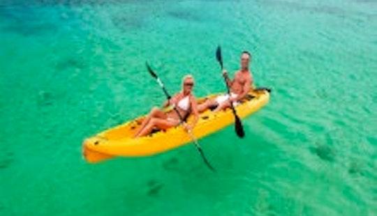 Kayak Rental & Lessons In Western Tobago, Trinidad And Tobago
