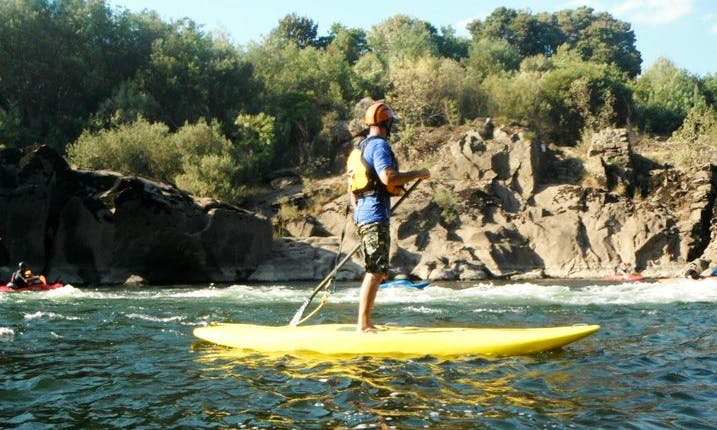 Guided SUP Tour in Portugal