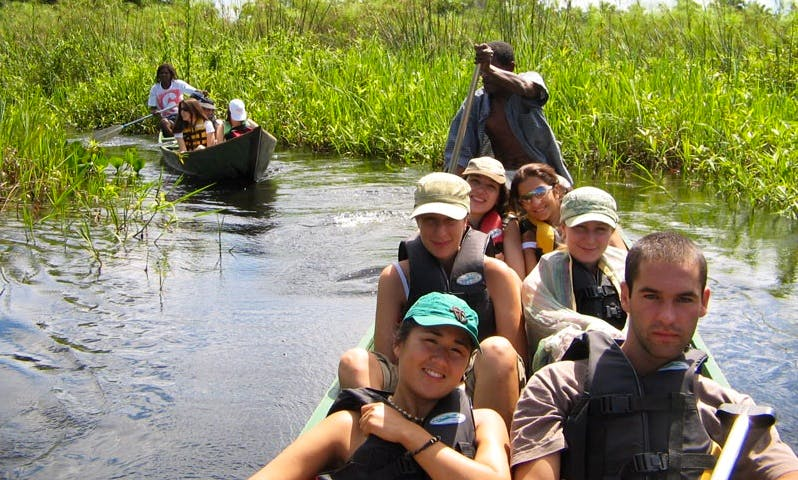 Swamp Tour in Lençóis