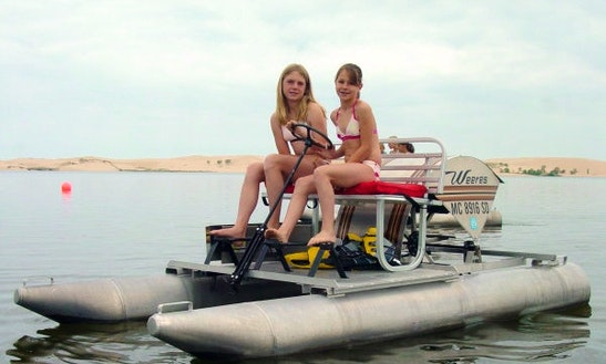 3-seat Paddle Boat Rental In Golden Township