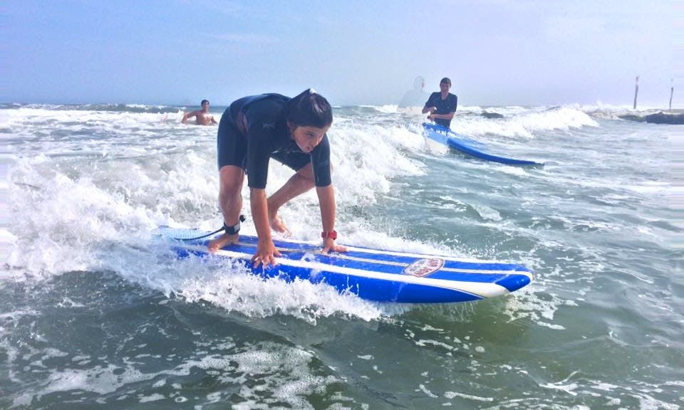 Soft Surf Board Rental in Beach Haven