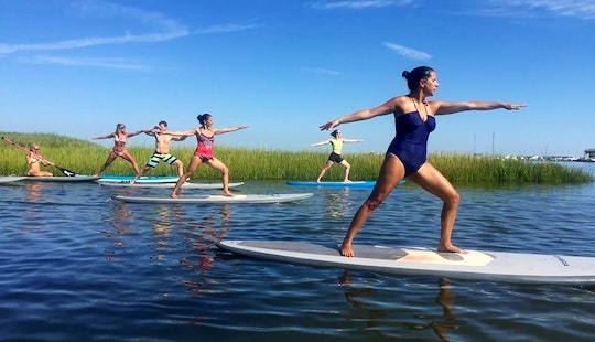 Sup Rental, Lessons & Yoga In Beach Haven