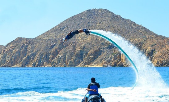 Flyboarding Experience In Cabo San Lucas