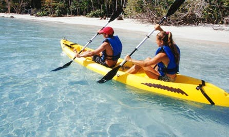 Tandem Kayak Rental In Madeira Beach