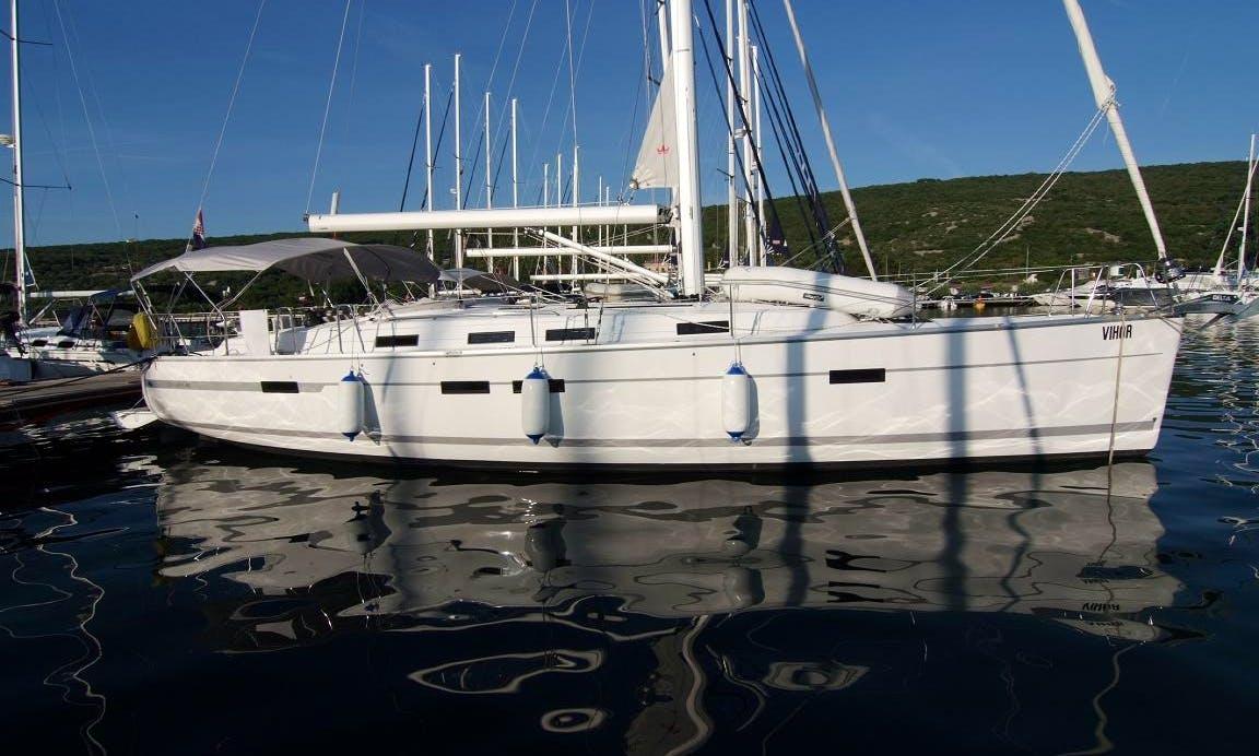 Bavaria Cruiser 45 - Vihor in Punat