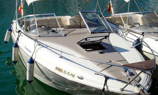 Maxum 2300 Sc Boat Rental In Ciutadella De Menorca, Spain
