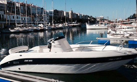 Enjoy Aquamar 615 Motor Boat In Ciutadella De Menorca, Spain