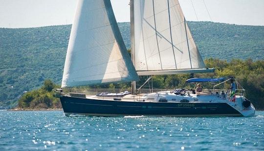 Beneteau Oceanis Clipper 523 Around South Adriatic Coast