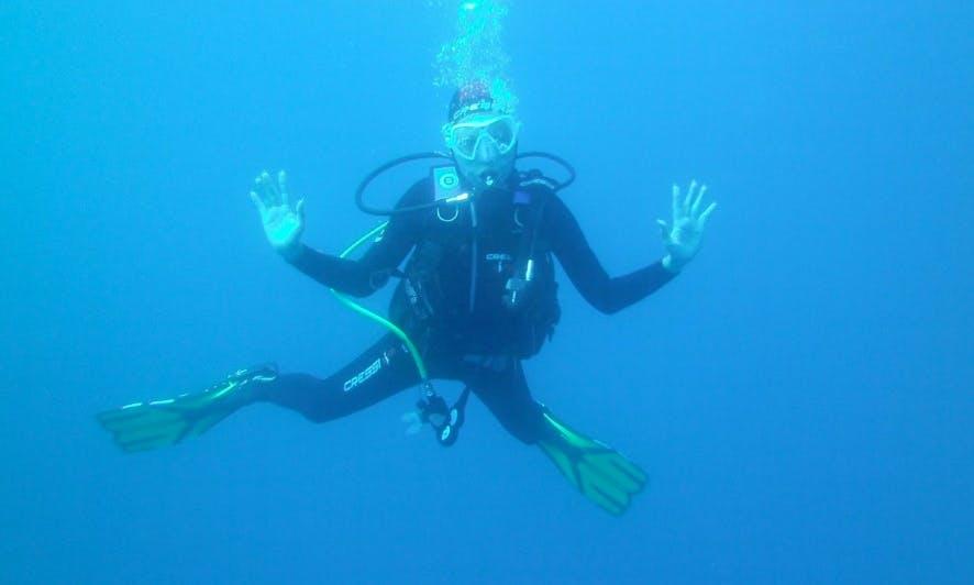 Scuba Diving In Lloret de Mar