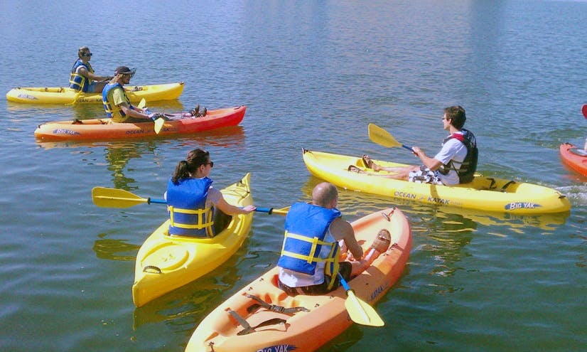 Rent a Single Kayak in Surf City, New Jersey