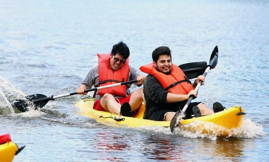 Tandem Kayak Rental In Surf City