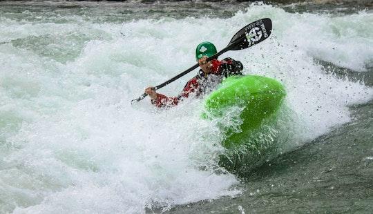 Single Kayak Rental, Courses & Trips In Sort, Spain