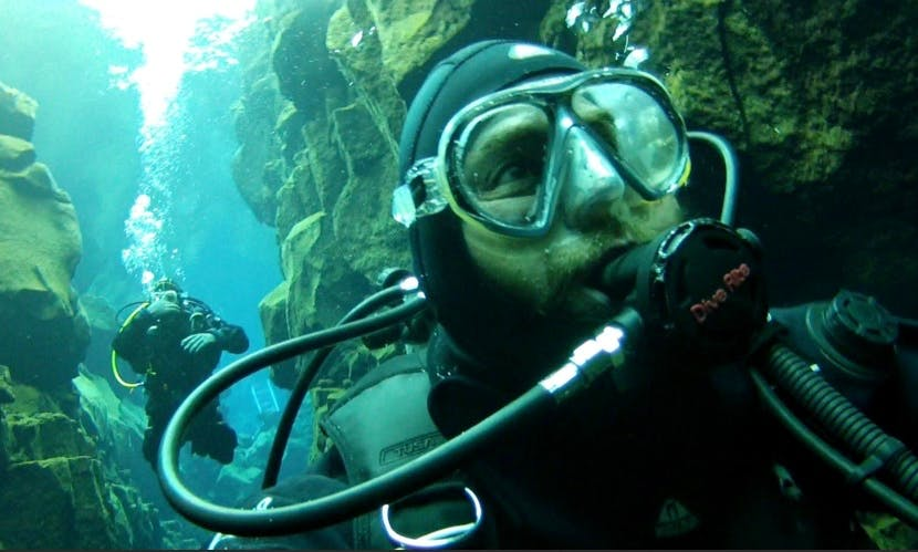 Learn to Scuba Dive In Iceland