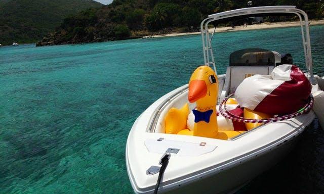29' Cruising in St. John, U.S. Virgin Islands