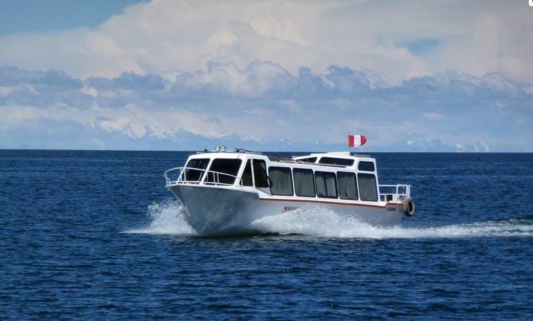 Island Boat Tour On Lake Titicaca, Puno
