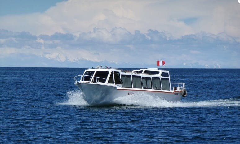 Island Boat Tour On Lake Titicaca, Puno