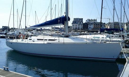 Gib-sea 414 Sailing Monohull Charter In Concarneau