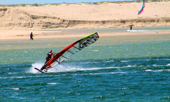 Windsurfing Rental & Lessons In Setúbal