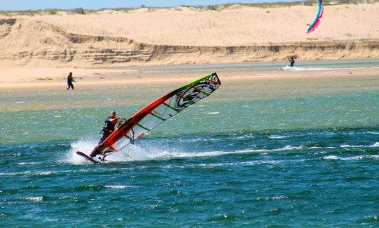 Windsurfing Rental & Lessons In Setúbal