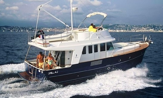 Beneteau Swift Trawler 42 In Trogir