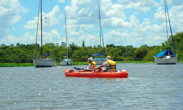 Double Kayak Rental, Courses and Tours in Villa Soriano