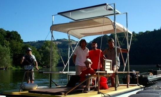 Electric Boat Rental In Sainte-eulalie-d'olt
