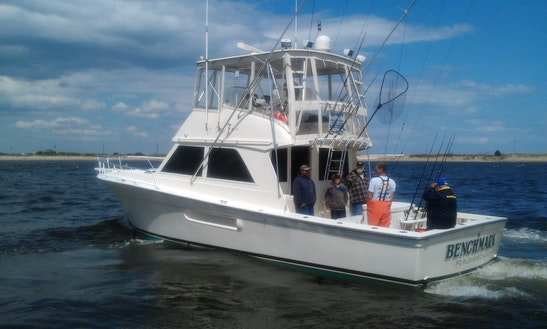 35 39 henriques express fishing charter in highlands getmyboat for Point pleasant fishing boats