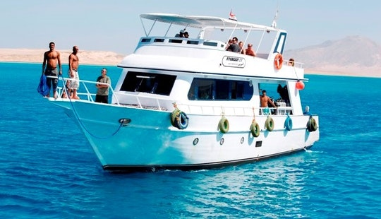 Freedom I Daily Boat In South Sinai