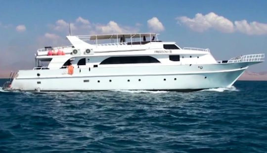 Freedom Iii Liveaboard & Daily In South Sinai