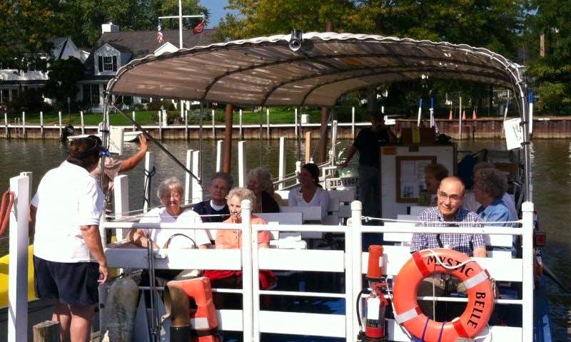 River Cruise in Vermilion Township, Ohio