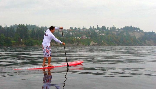 Stand Up Paddleboard Rental & Pickup In Benzonia Township