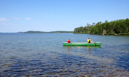 Canoe Rental & Pickup In Benzonia Township