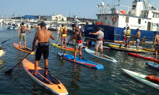 Stand Up Paddleboard Rental & Tours In Stone Harbor