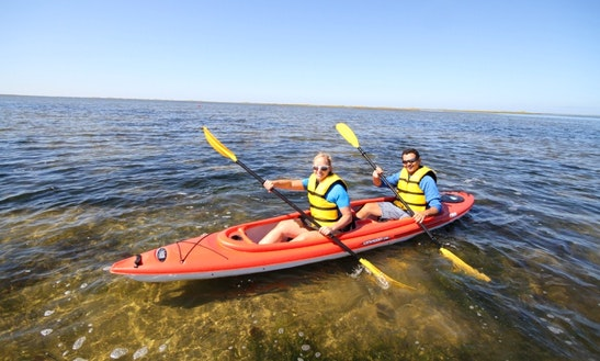 Tandem Kayak Rental In Benton Harbor, Michigan