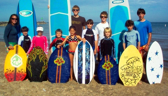 Surfboard Rental In St. Joseph/benton Harbor