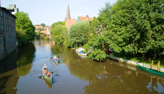 2-person Kayak Hire In Otterndorf