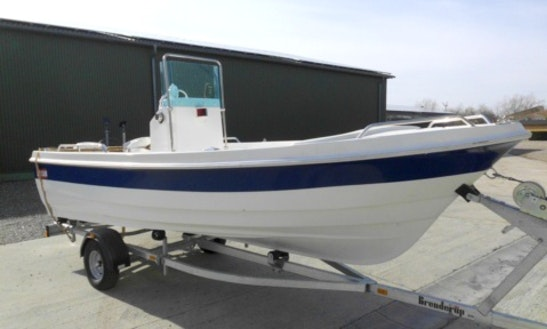 Hanne6 15hp Boat Rental In Fehmarn