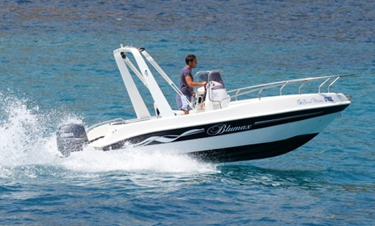 Blumax 560 Sports Boat In Vodice