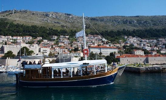 Passenger Boat Rental In Dubrovnik