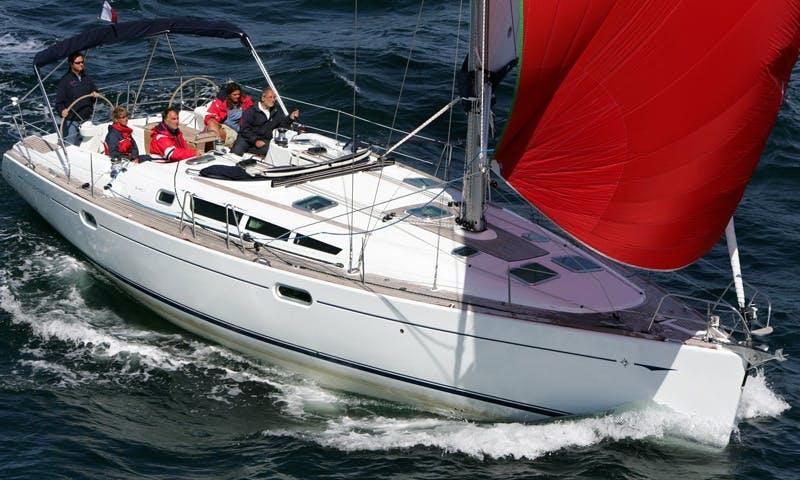 Jeanneau Sun Odyssey 45.2 in Trogir