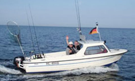 Rent This 4 Person Charter Boat Rental In Großenbrode, Germany