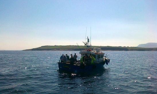 33' Fishing Charter